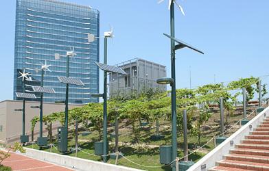 緑化・発電事業